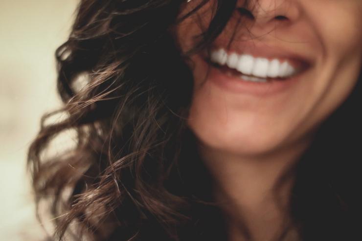 接客笑顔指導